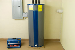 New Hot Water Heater Installation
