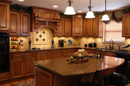 Completed Kitchen Remodeling Project Massachusetts